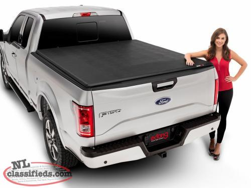 Soft Tri Folding Tonneau Covers Mount Pearl