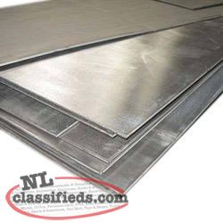 Wanted Sheets of Stainless Steel
