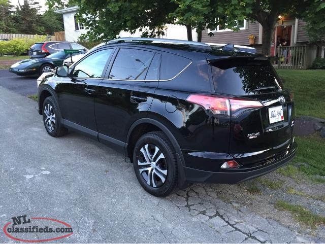 Moving Need Someone To Take Over My Lease 2017 RAV4 LE AWD