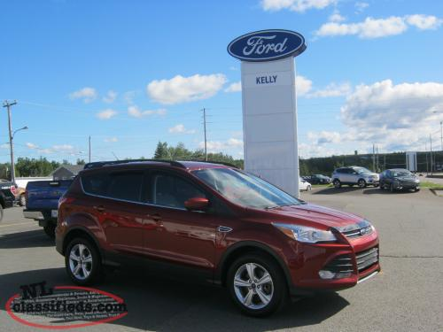 2014 FORD ESCAPE SE AWD REDUCED!!!!!!!!! NOW $17900.00