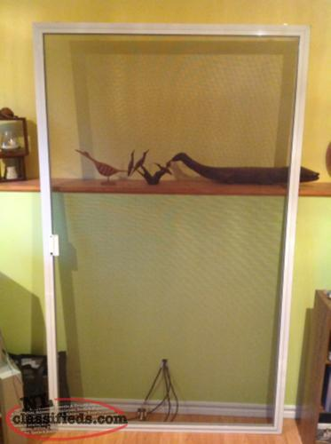 PATIO DOOR SCREEN