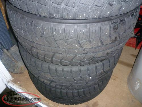 245 60 18 winter tires