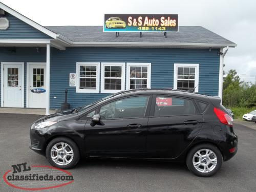 BLOW OUT SPECIAL - 2015 Ford Fiesta