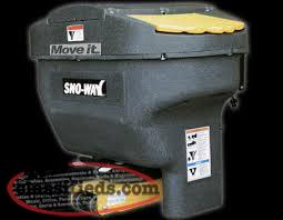 Sno-Way Salt and Sand Spreaders