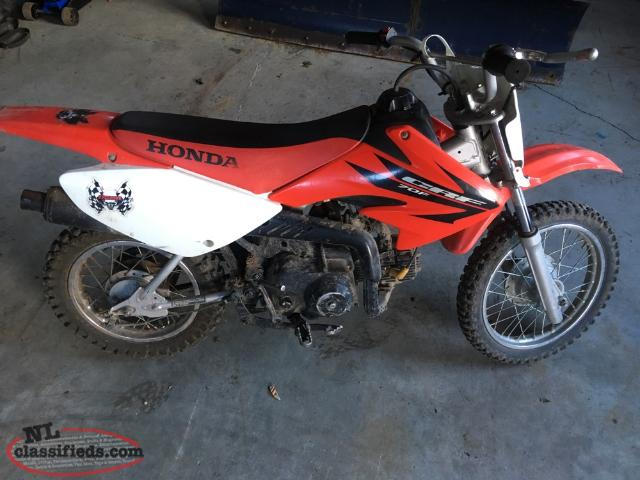 Find Honda Dirt Bikes For Sale Nl Classifieds Page 4