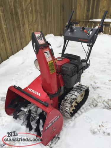 snowblowers to sale a best power what buy max time honda snowblower used year of is ontario for
