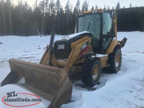 2008 Cat 416E LOW HOURS