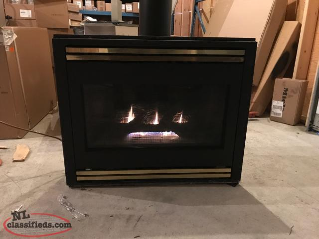 Propane Fireplace