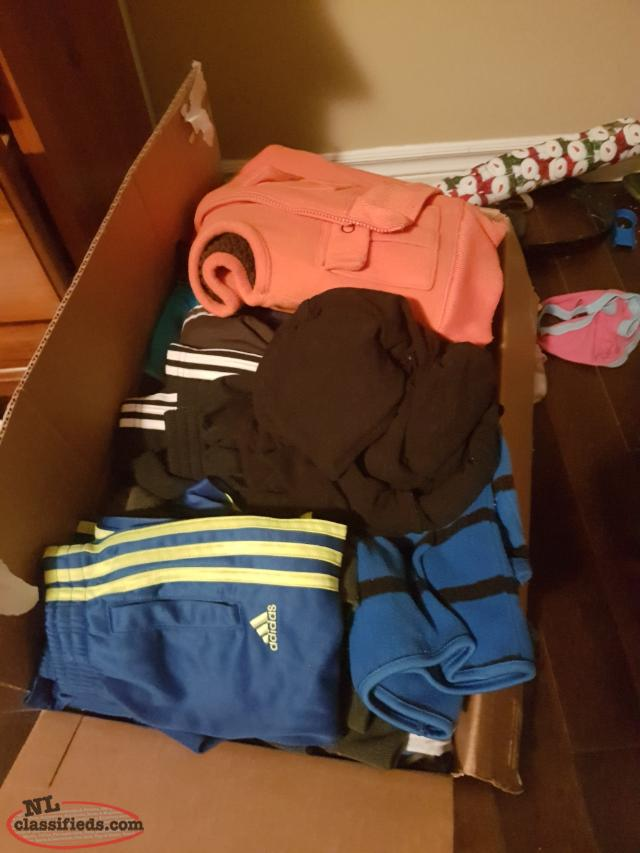 big lot of boy clothing size 24 months . 2t