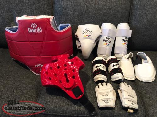 Youth Tae Kwon Do Gear