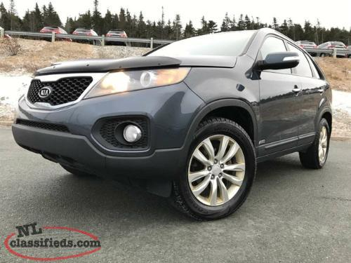 2011 Kia Sorento 2.4L EX AWD at