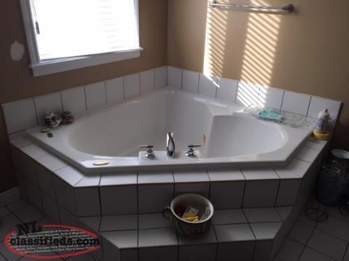 2 person Jacuzzi Tub