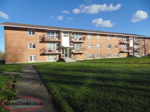2 bedroom close to CNA and Hospital - HEAT & LIGHT INCLUDED