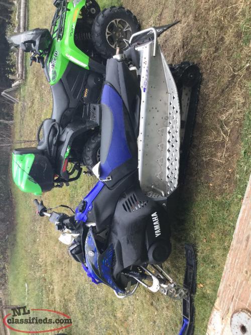 Yamaha Nytro Larger Fuel Tank