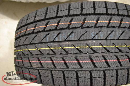 Two Brand New Winter Tires – 235/50R17