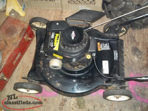 lawn mower Priced to Sell