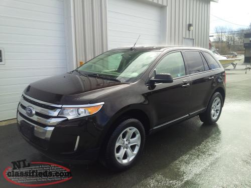 2014 FORD EDGE SEL (ROLL THE DICE FOR EXTRA SAVINGS!)