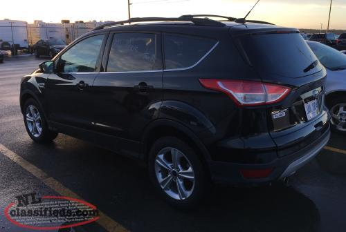 2013 Ford Escape Se 4Wd..BAD CREDIT APPROVED!!! 99% Drive