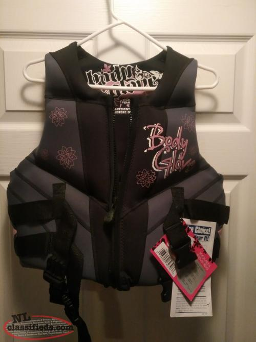Body Glove vest and wetsuit