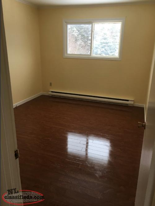 Large 1 Bedroom Apt for Rent in East end of St. John's