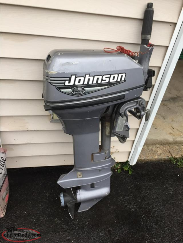 9.9 Johnson 2 Stroke
