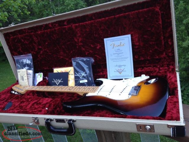 Reduced! Fender Custom Shop Close Classic Pro Strat