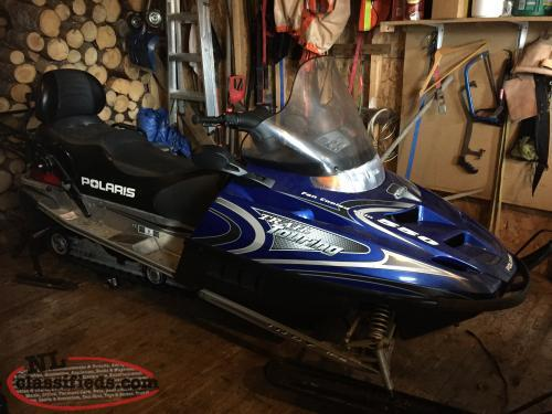 2003 Polaris 550 Trail Touring Snowmobile