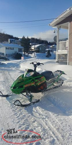 Arctic Cat Corner Brook