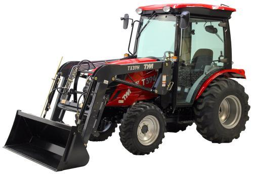 More TYM Tractor models now at Adventure Sales & Service!
