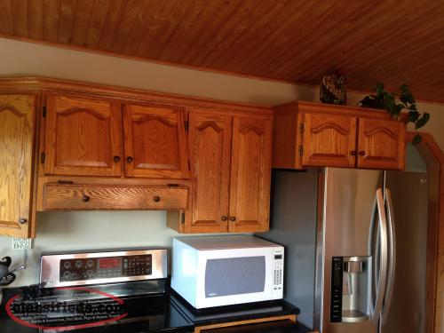Used kitchen cabinets new price flatrock for Kitchen cabinets nl