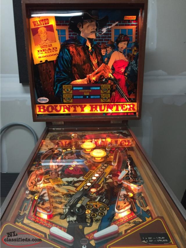 TOP PRICES PAID for PINBALL MACHINES Cbs Newfoundland