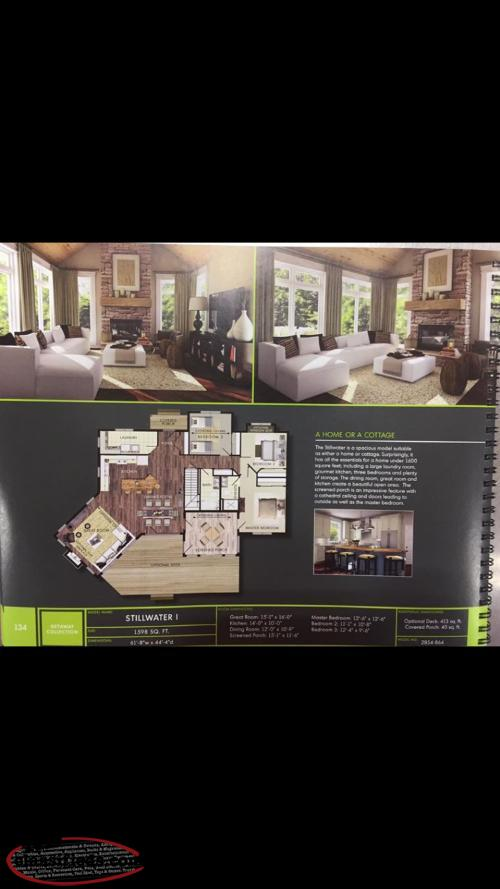 House plans springdale newfoundland labrador nl for Nl house plans