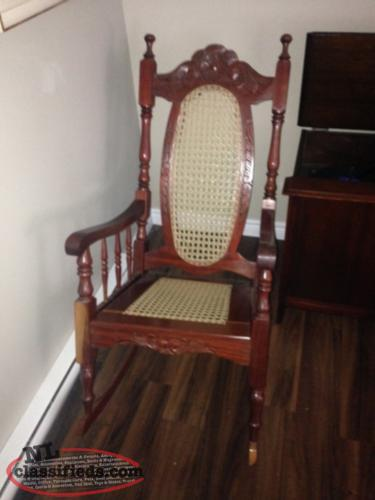 Amish Rocking Chair