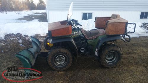 2004 Yamaha Kodiak 400 4x4 Ultramatic