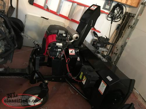 Berco snowblower