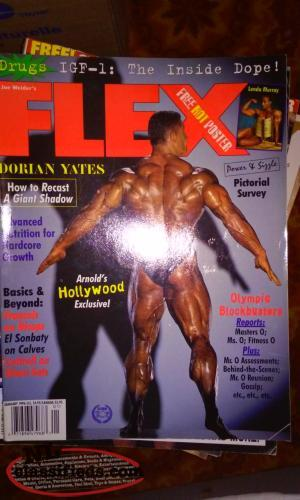 23 BODYBUILDING MAGAZINES