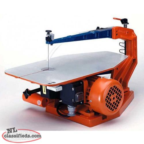 HEGNER Scroll Saw