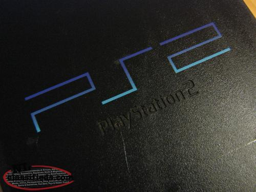 PLAYSTATION 2 GAME SYSTEM