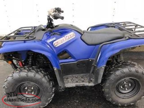 2013 Yamaha 700 Grizzly
