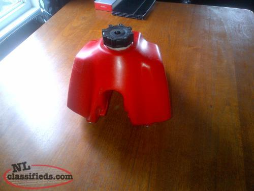 Honda Big Red Plastic gas tank never used