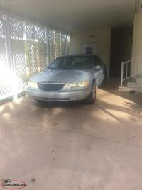 2002 Lincoln Continental (Florida Car)