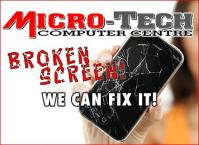Broken screens fixed TODAY!