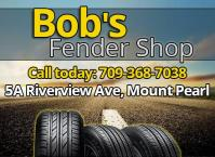 We now sell TIRES!!! Bob's Fender Shop