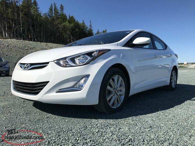 2015 hyundai elantra se at st john 39 s newfoundland. Black Bedroom Furniture Sets. Home Design Ideas