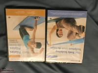 Exercise Workout DVDs, much of it new (otherwise watched once maybe)