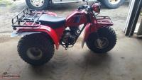 For Sale 1983 Honda Big Red