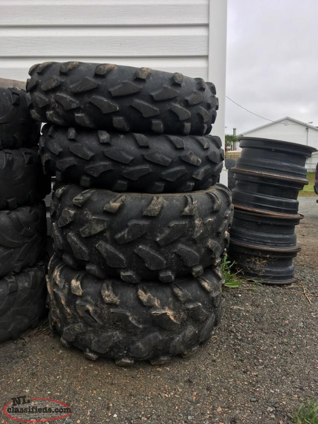 Tires For Sale 25x8-12 And 25x11-12