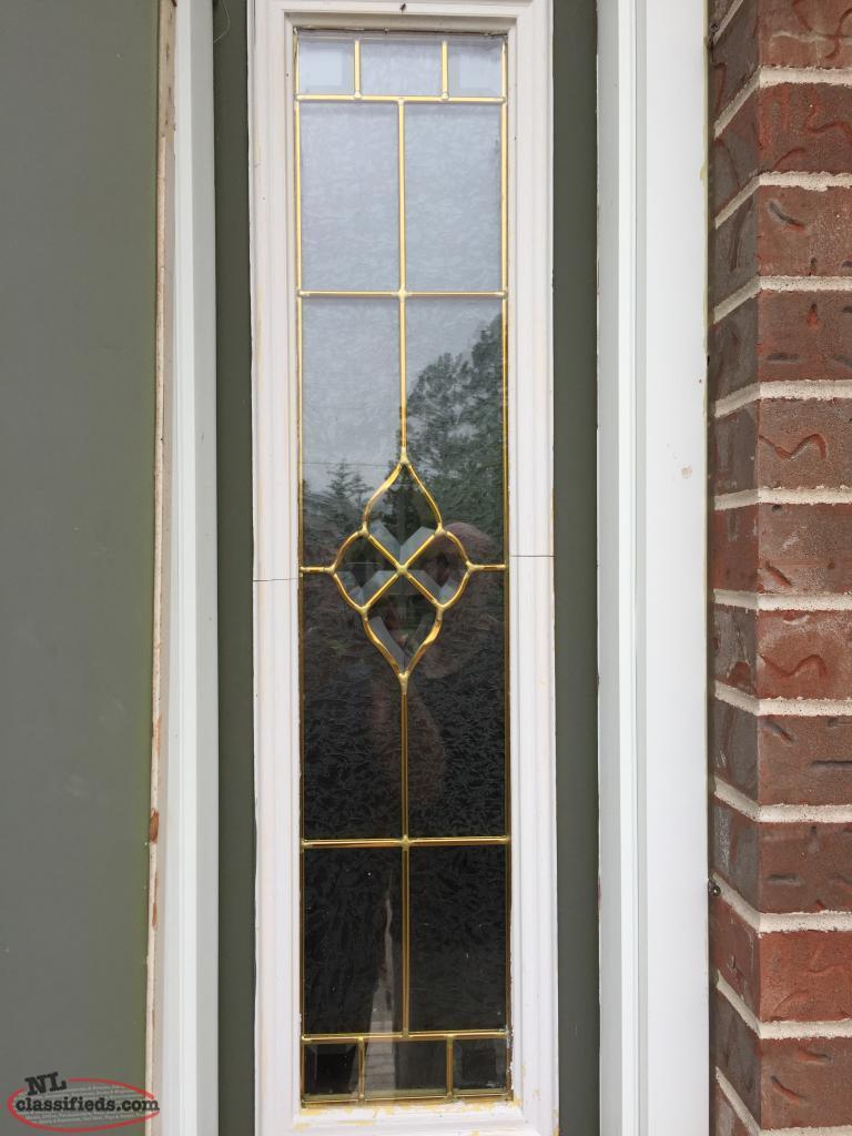 Steel Door 36 Inch And Side Lights