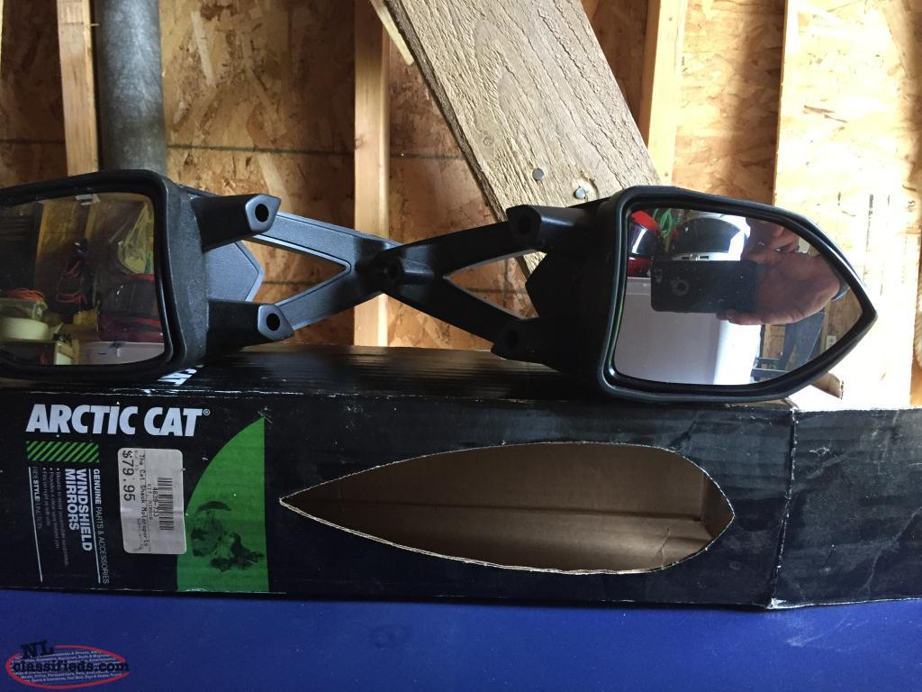 Snowmobile Side Mirrors : Side mirrors kippens newfoundland labrador nl classifieds