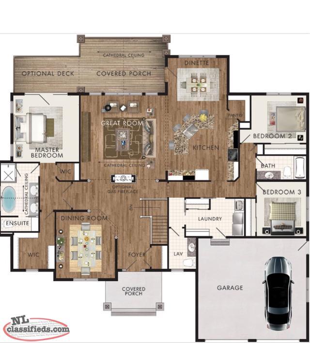 House plans spaniards bay newfoundland labrador nl for Newfoundland house plans